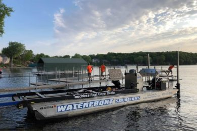 WATERFRONT BARGE AND SPECIALTY SERVICES